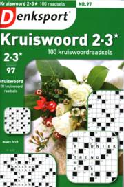 Kruiswoord Niveau 2-3