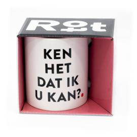 Rotterdamse Mok - ken het dat ik u kan?