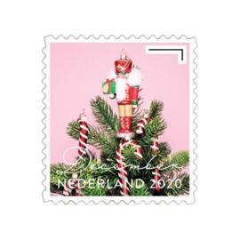 Kerstzegels 20 stuks 2020