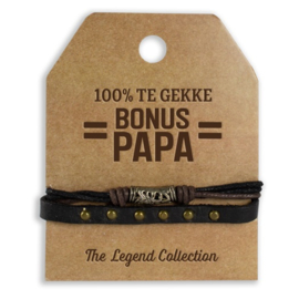The Legend - Armband - Bonus papa