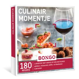 Bongo - Culinair Momentje