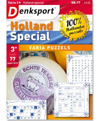 Holland Special varia puzzels