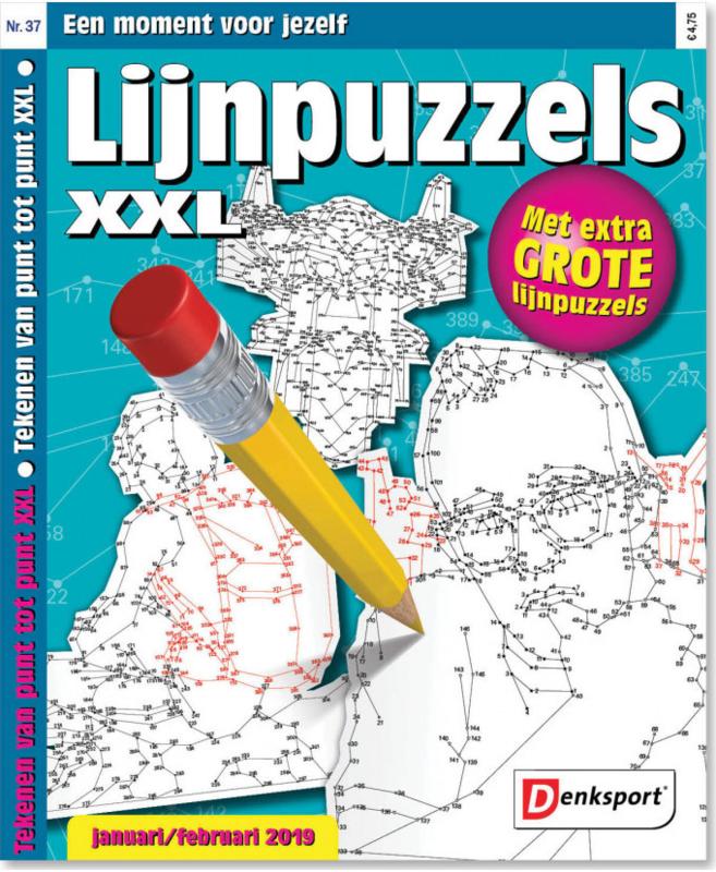 Lijnpuzzels XXL