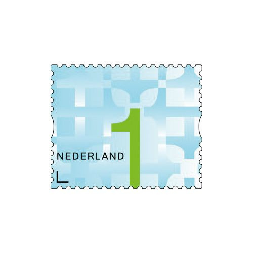 10 postzegels binnenland