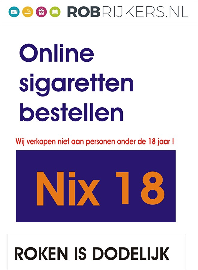 Online-sigaretten bestellen