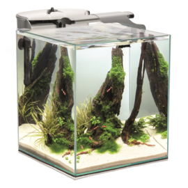 Osaka  Nano Aquarium Cube 49ltr wit / Scapers tank