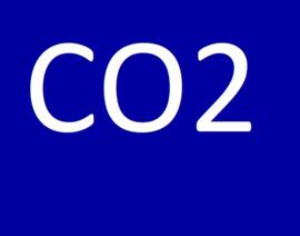 De Co2 waarde (koolstofdioxide)