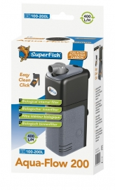SuperFish Aquaflow 200 aquarium binnenfilter
