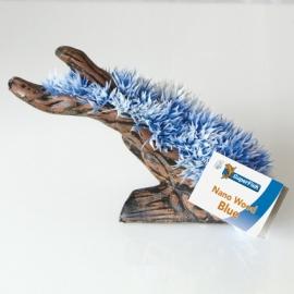 SF Nano Hout Blauw aquarium decoratie