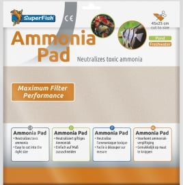 Superfish Ammonia Pad 25x45cm