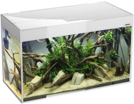 Osaka Glossy aquarium 80 White *Safe Tank*