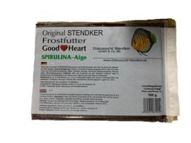 Stendker GoodHeart Spirulina 500gr plaat