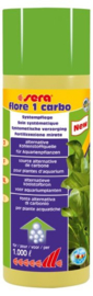 Sera Flore Carbo, koolstof Co2 aquariumplanten voeding 250ml