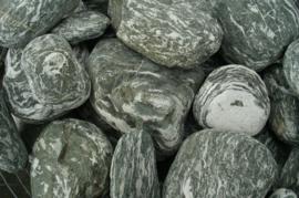 Anatolia Green 3-6cm  2KG  aquarium decoratie stenen