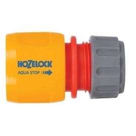 Hozelock Slangstuk met Waterstop 12,5mm