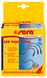 Sera LED Triple Cable tbv Sera X-change tube aquarium led verlichting