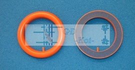 NIEUW: Ring luchtuitstromer 75, 100 en 125mm!