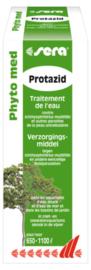 Sera Protazid tegen eencellige huidparasieten 100ml - voor 650/1100 liter aquarium