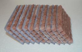 Diepvriesvoeding Krill Pacifica  10x 100 gram