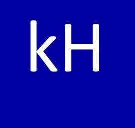 De KH waarde (carbonaat hardheid)