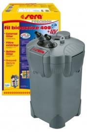 Sera fill bioactive 400 met uvc filter  aquarium buitenfilter