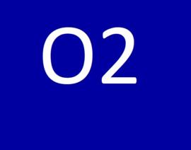 De O2 waarde (zuurstof)