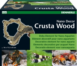 NanoDecor Crusta Wood M aquarium decoratie