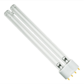 Aquariumlamp 18 watt wit (helder daglicht) / 4 pins aansluiting