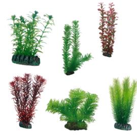 Osaka kunstplanten mix set 3 aquarium