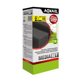 Vervangsponzen tbv de Aquael ASAP 700 aquariumfilter