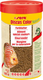 Sera Discus Color Nature 250ML
