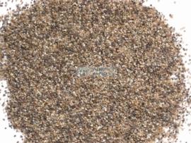 Aquarium grind donker 1-2 mm 8kg