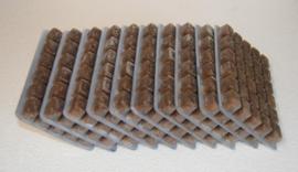 Diepvriesvoeding Tubifex 10x 100 gram