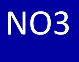 De NO3 waarde (nitraat)