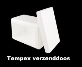Tempex verzenddoos voor diepvriesvoer