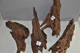 Heavy Wood / kienhout 29-37cm groot, aquarium decoratie hout