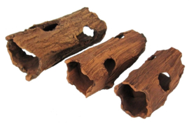 G&D Aqua deco log XS 12x5cm aquarium decoratie