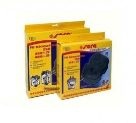 Filterschuim zwart tbv Sera 130  aquarium buitenfilter