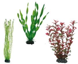 Osaka kunstplanten mix set 2 aquarium