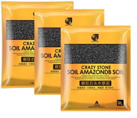 Osaka Amazon Soil 9 Liter Small Korrel 3 zakken