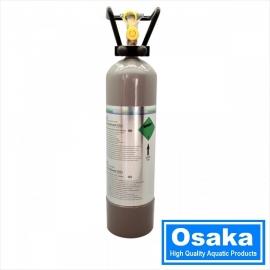 Osaka Hervulbare aquarium CO2 Gasfles 2000gram