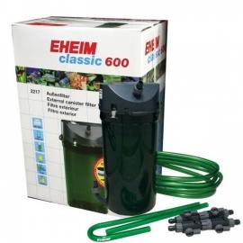 Eheim Classic 600 compleet - 2217  aquarium buitenfilter