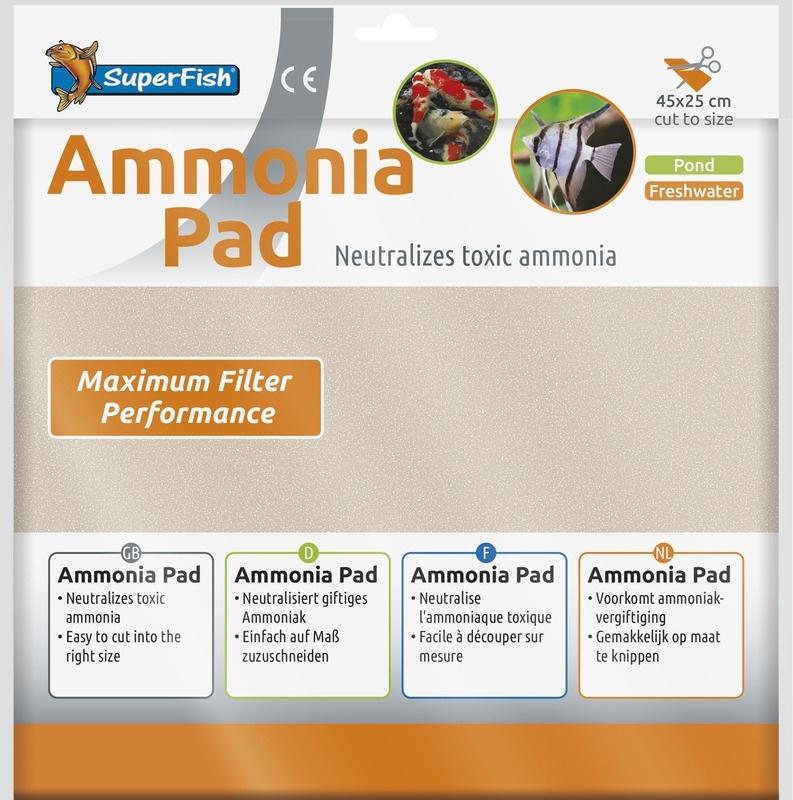 Superfish Ammonia Pad 25x45cm