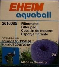 Eheim Aquaball 60-180 filtermatten