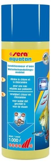 Aquatan DE Watervoorbereider 250ml