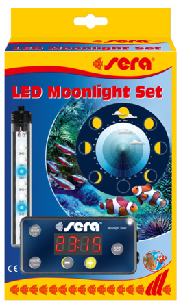 Sera LED Moonlight Set tbv Sera X-change tube aquarium led verlichting