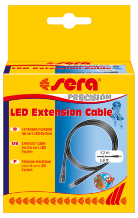 Sera LED Extension Cable 1,2m tbv Sera X-change tube aquarium led verlichting