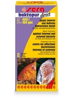 Sera Baktopur Direct 24 tabletten