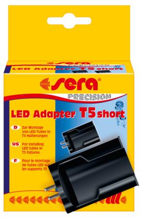 Sera LED T5 Adapter Short tbv Sera X-change tube aquarium led verlichting