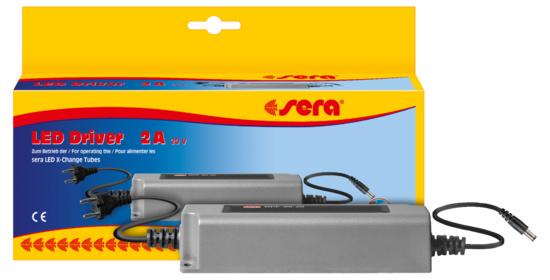 Sera LED Driver 3 Ampere transformator tbv Sera X-change tube aquarium led verlichting